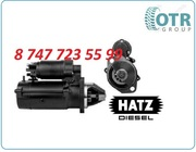 Стартер Hatz 000050648800