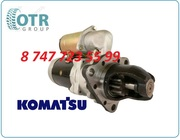 Стартер Komatsu pc300-7 600-813-8810