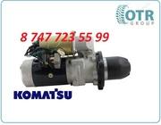 Стартер Komatsu Pc360-7 600-813-9312