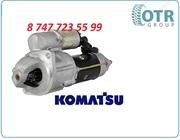 Стартер Коматсу 600-813-1320