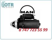 Стартер на грузовик Ман 51.26201-7119