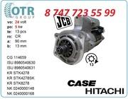 Стартер Hitachi zx240 8980540630