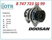Генератор на экскаватор Doosan 300901-0009
