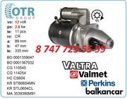 Стартер Balcancar 0001359047