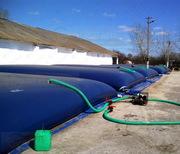 Резервуары для минеральных удобрений. Ёмкости для КАС