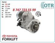 Стартер на кару Toyota 028000-6012