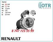 Стартер Renault Magnum 5010217010