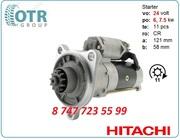 Стартер на экскаватор Hitachi 28100-1743A