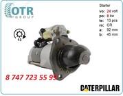 Стартер Cat c6.6 Re515895