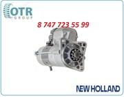 Стартер на мини погрузчик New Holland 428000-9912