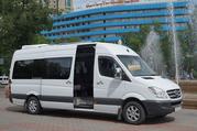 Пассажирские перевозки на автобусах