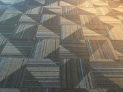 Ковролин,  ковровая плитка Escom
