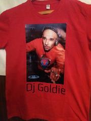 Продам футболки делал на заказ DJ Goldie и DEATH 48 р