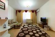 Чистая,  комфортная квартира в Алматы,  3 комнаты,  пр. Аль-Фараби,  д. 26