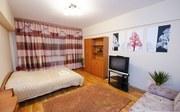 Чистая,  уютная 1-комнатная квартира рядом с Зеленым Базаром в Алматы,  ул. Жибек Жолы,  д. 33