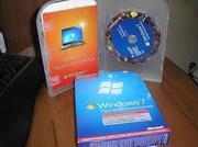 Microsoft Windows 7 Профессионалный, 32 64 Bit, Russian, BOX(Only Kazakhstan)