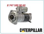 Стартер мини погрузчик Cat 242b,  242d