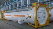 Танк-контейнер T50 новый 52 м3 для СУГ